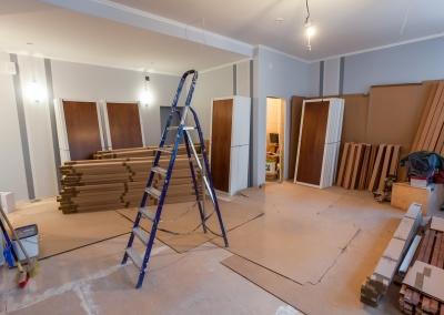 Remodel Trim, Baseboard, and Balisters, Castlewood-Pleasanton